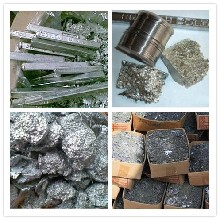 枣阳市锡铜回收锡条锡块规格图片