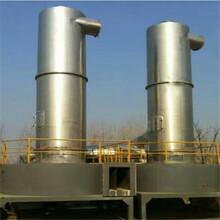 二手回收降膜蒸發器流程圖圖片