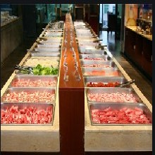 西航涮涮串串涮烤,雞西涮烤串串香總部電話圖片