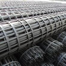 土工格栅厂家拉伸钢塑土工格栅路基补强双向土工格栅图片