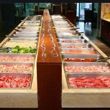 鎮江合作火鍋燒烤食材超市,燒烤火鍋自助圖片