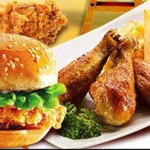 承德快餐漢堡加盟輕松開店圖片