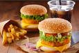 郴州擺攤漢堡加盟操作簡單,炸雞漢堡加盟 漢堡店