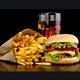 炸雞漢堡加盟圖