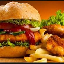 堡克斯西餐炸雞漢堡,三門峽快餐漢堡加盟培訓熱線圖片