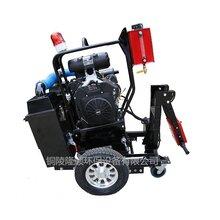 青岛汽油发动机重型开槽机直销 裂缝开槽机 厂家直销图片