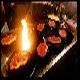 火鍋燒烤食材超市圖