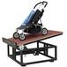 百航兒童車耐用性測試機,常州定制兒童推車動態耐用試驗機
