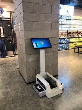 訂制精迪足部3d掃描測量量大從優,足部掃描測量儀器