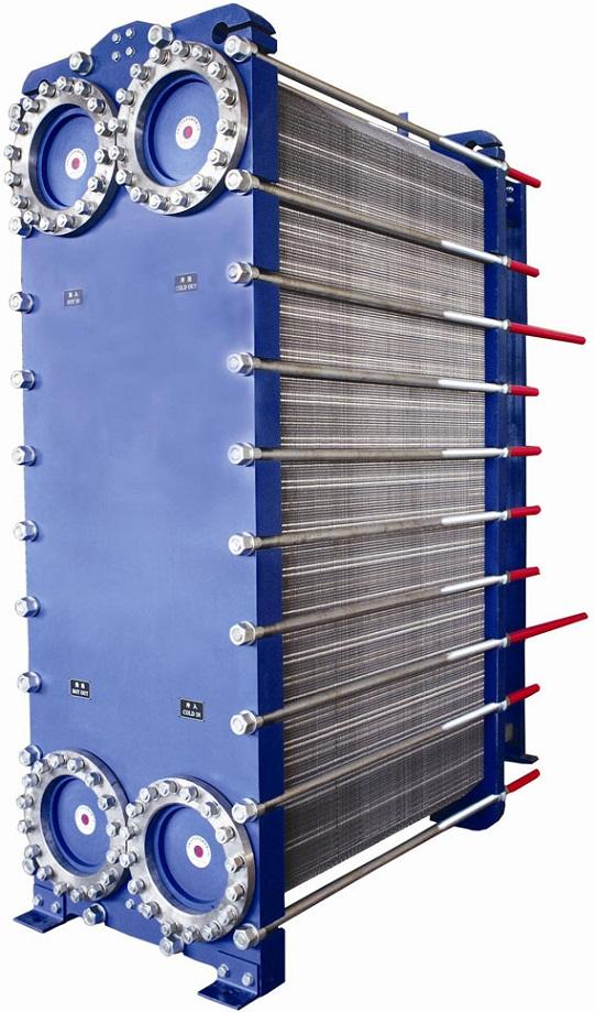 亿达不锈钢板式换热器,呼和浩特板式换热器价格实惠