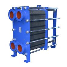 億達可拆板式換熱器,烏蘭察布板式換熱器質量可靠圖片