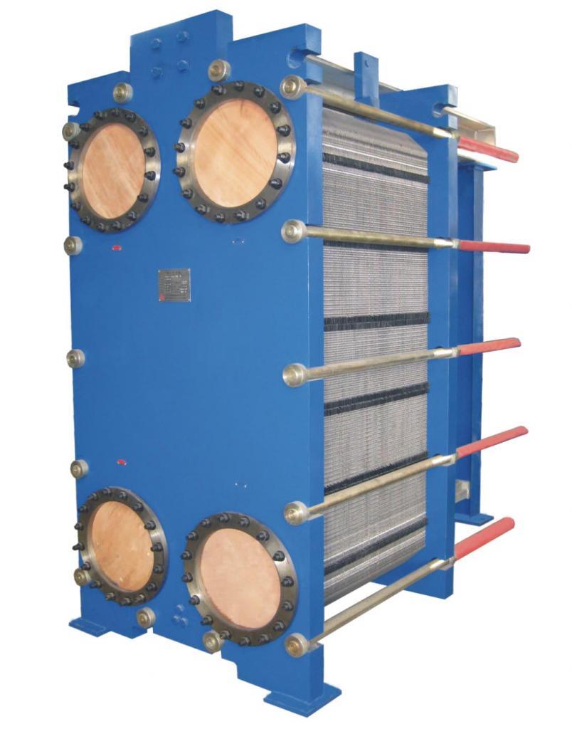 长春板式换热器设计合理,可拆板式换热器
