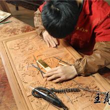 王义红木交趾黄檀衣柜,聊城收藏佳品大红酸枝衣柜图片