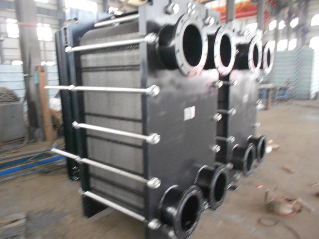 兴安盟板式换热器总代直销,采暖板式换热器