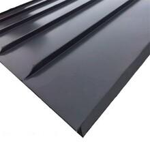 矮立双锁边铝镁锰 防腐金属面板现场压型图片