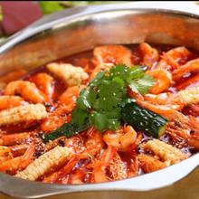 郴州合作蝦海記蝦火鍋蝦火鍋加盟電話圖片