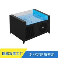 平江海鮮池制作設計價格 三層缸報價