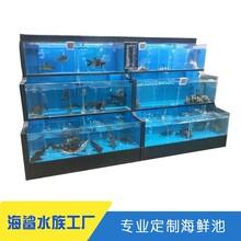 湘陰海鮮池制作一套價格 廠家報價