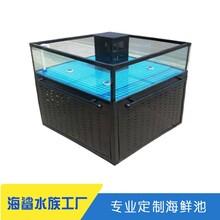 湘潭定制1.2米海鮮池 價格實惠 廠家直銷