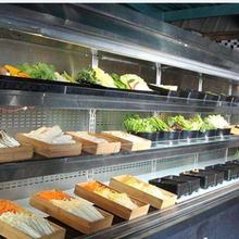 玉林擺攤火鍋燒烤食材超市圖片