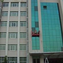 上海幕墻開裂漏水換膠打膠維修工程報價 售后保障圖片
