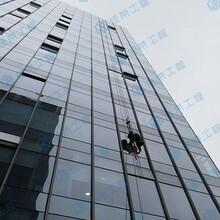 鄭州夾膠鋼化中空玻璃維修玻璃更換幕墻安裝公司圖片