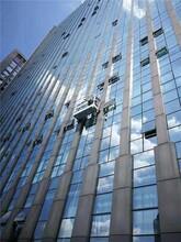 邵陽幕墻中空玻璃維修玻璃幕墻更換維修報價 經久耐用圖片