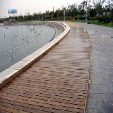 密云園林防腐木地板制作 北京防腐木地板批發