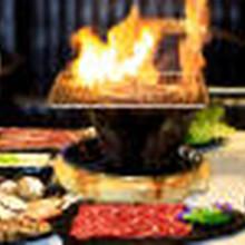 巴彥淖爾加盟火鍋燒烤食材超市圖片