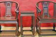 菏澤質地細膩大紅酸枝椅子