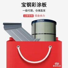 山東煙臺市寶鋼鍍鋁鋅屋面板 切口防腐蝕
