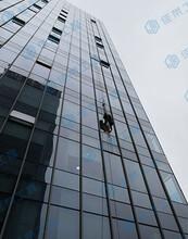 東莞高空更換玻璃高空維修玻璃外墻維修補漏報價圖片