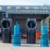 市政水利工程潜水轴流泵参数 旧泵站换泵
