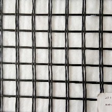 公路玻纖土工格柵 雙經雙緯格柵 生產定制圖片
