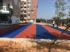 新鄉學校球場塑膠跑道材料施工優質服務,學校球場材料價格