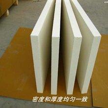 硅酸铝板挡火板图片