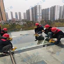 邵陽外墻玻璃拆除更換安裝電話幕墻玻璃改窗改造
