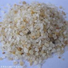 半透石英砂 造景石英砂  直销精制白石英砂滤料