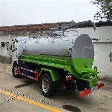 惠州国六9方吸粪车厂家直销,9方吸粪车图片