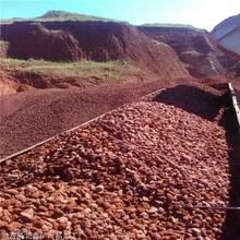 火山石厂家批发火山石颗粒 红色火山石滤料