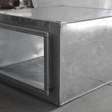 金光阻抗式消聲器,青島供應折板式消聲器廠家直銷圖片