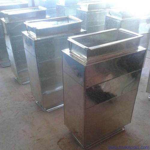 金光消声静压箱,徐州供应折板式消声器服务至上