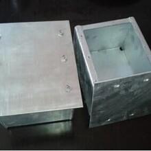 德武YF自动排气活门,菏泽供应人防专用密闭接线盒质量可靠图片