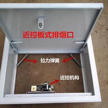 金光多葉排煙口,泰安板式排煙口供應價格實惠圖片