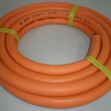 食品級耐腐蝕軟管 夾布鋼絲膠管圖片