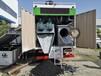程力威化糞池污水污物處理車,蚌埠污水凈化車價格實惠