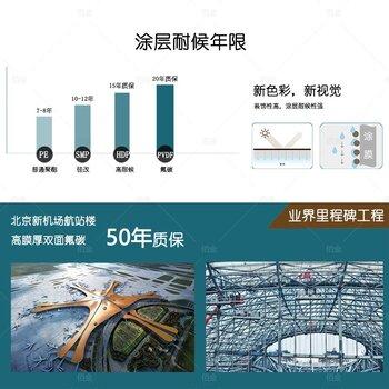 浙江紹興市寶鋼彩鋼瓦 高氮環境