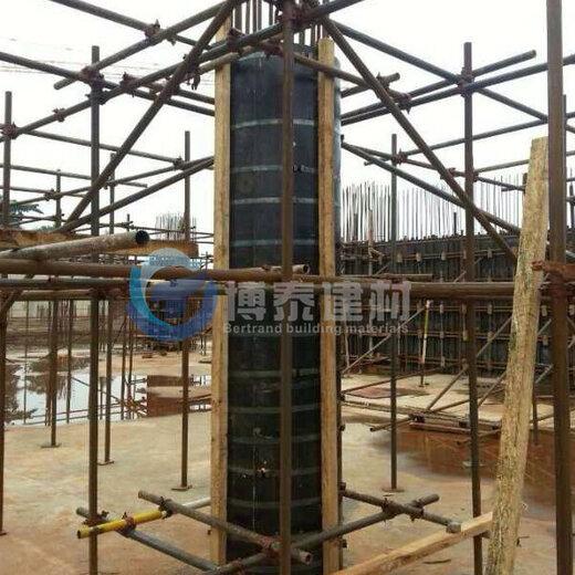 博泰電力圓模板,黑龍江雞西電力基礎圓柱模板價格實惠