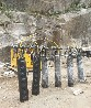 桂林不用爆破的岩石劈裂器厂