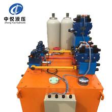 中悦液压源,鹰潭液压泵站样式优雅图片